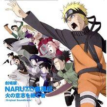 NARUTO Shippuuden Movie 3 - Hi no Ishi o Tsugumono Original Soundtrack