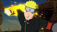 Punho Adamantino (Naruto - Game)