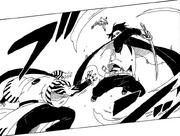 A tática de Sasuke e Naruto
