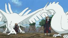 Arcilla Explosiva Pájaros Gemelos Anime