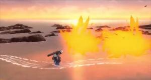 Bashosen Ondas de Fuego