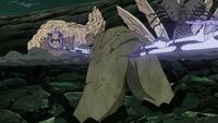 Desierto Mano Anime