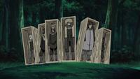 Espadachins Edo Tensei Noite