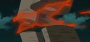 Formación Ave Fenix Anime