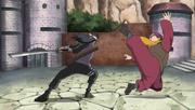 Ganryu atinge Akatsuchi