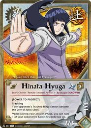Hinata Hyuga FotS