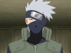 Kakashi Hatake profilo