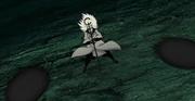 Madara lanza sus Gudōdama