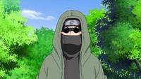 Shino Aburame Parte II Anime