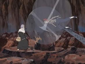 Asas Mecânicas (Sasori - Anime)
