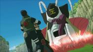 Estátua Demoníaca do Caminho Exterior (Jutsu - Game)