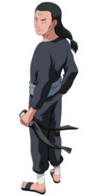 Hizashi Hyūga (Render)