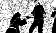 Madara para Hashirama (Capítulo 625)