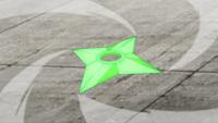 Projétil de Liberação de Vento - Shuriken (Boruto - Filme)