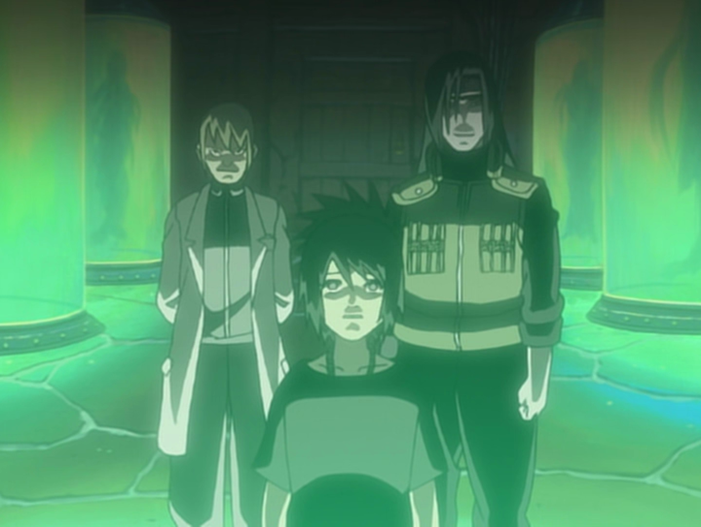 The Closed Door Narutopedia Fandom Powered By Wikia