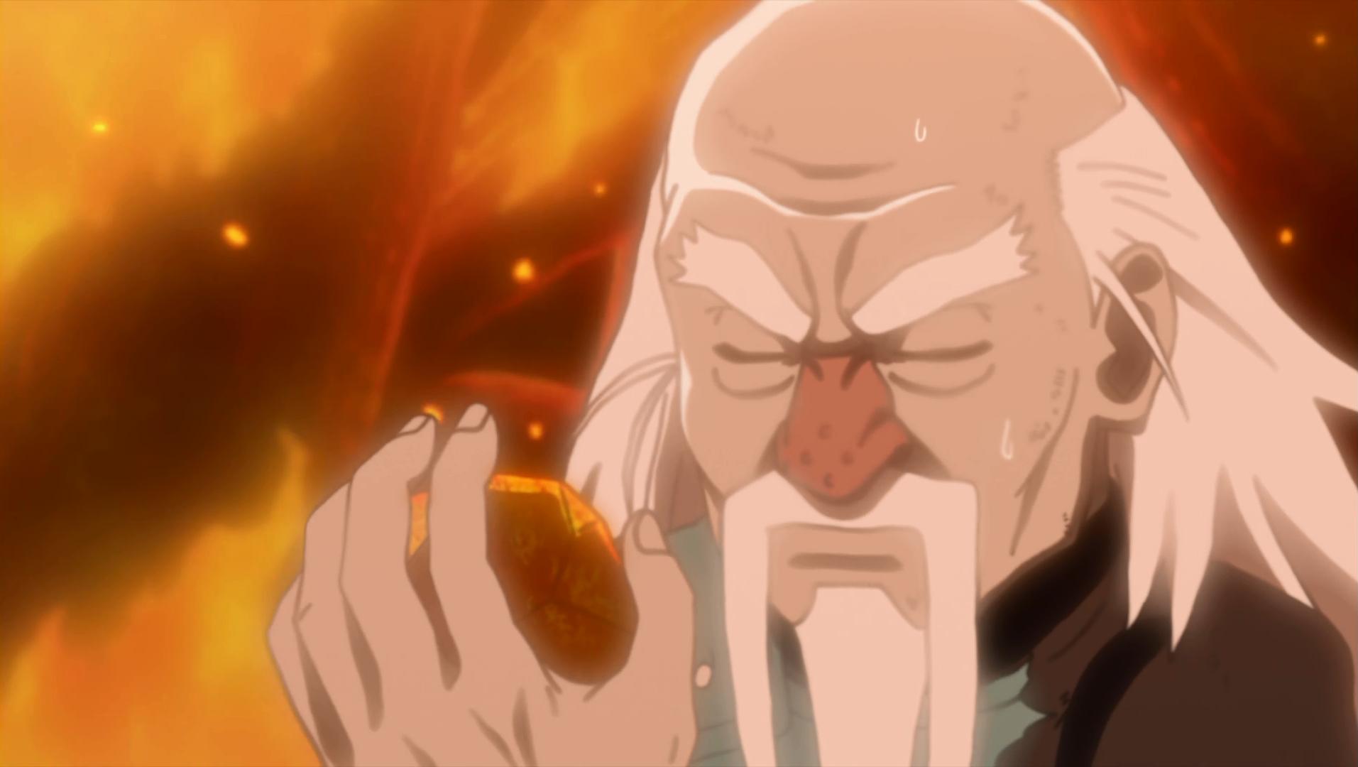 A Will of Stone | Narutopedia | FANDOM powered by Wikia