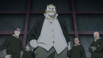Mujina Bandits anime