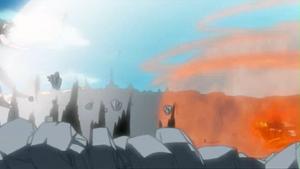 Rugido Sónico de Bestia con Cola Anime