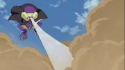 Arte Sabio Nube de Polvo de Elemento Viento Anime