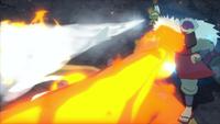 Fukasaku e Shima - Vento e Fogo