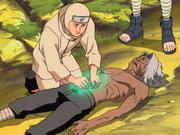 Mizuki's Cursed Seal Side-Effect