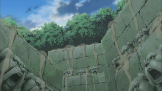 Multiple earth style wall