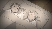 Hamura et Hagoromo enfants