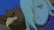 Ino localiza Hidan e Kakuzu