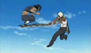Kakuzu contra Darui