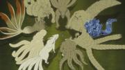 Las Bestias con Cola aparecen dentro de Naruto