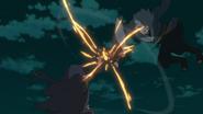Mitsuki colide com Sumire
