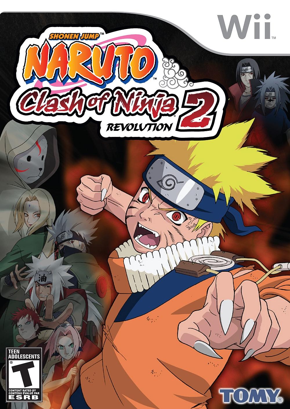 Naruto shippuden: ultimate ninja storm 2 screenshots | hooked gamers.