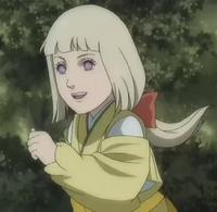 Shion criança