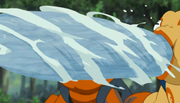 Agua-viento