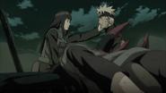 Hinata bate em Naruto