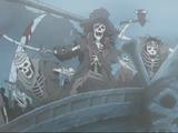 Naruto Shippūden - Episódio 225: O Amaldiçoado Navio Fantasma