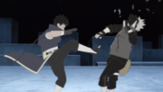 Obito vs Kakashi
