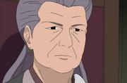 Apariencia de Koharu después del Ataque del Nueve Colas a Konoha