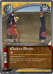 Chakra Drain