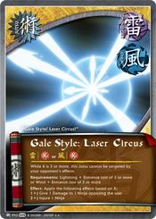 Circo Laser Carta