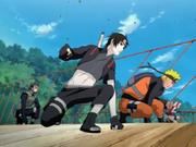 Equipo Kakashi Parte II Anime