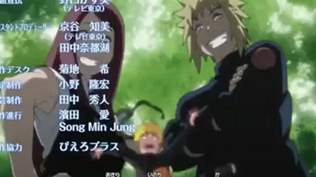 Naruto Shippuden Ending 22 VIDEO