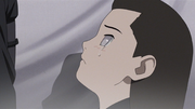 Neji chora por seu pai