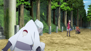 Clon de Shin aparece ante Sarada y Chocho
