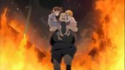Dokku salva Leo e Miina