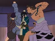 Haku vs guardians