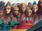 Hokage Monument