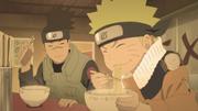 Iruka & Naruto