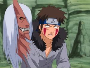 Jutsu Parásito Demonio Demoledor Anime