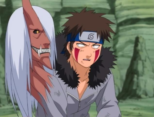Jutsu: Parásito Demonio Demoledor | Naruto Wiki | Fandom